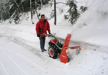 Image de la catégorie routes et hiver