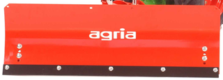 Bild von Schneeräumschild mit Gewicht 100cm